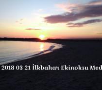 2018 03 21 İlkbahar Ekinoksu Meditasyonu