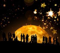 Başmelek Haniel'in 27 Temmuz 2018 Dolunay ve Ay Tutulması Mesajı