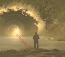 Başmelek Azrail ile Arada Kalmış Ruhları Işığa Ulaştırma