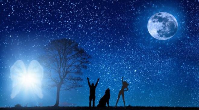 Ücretli Ay Tutulması Dolunayında Başmelek Zadkiel'le Gölgelerinizi Arındırma Çalışması