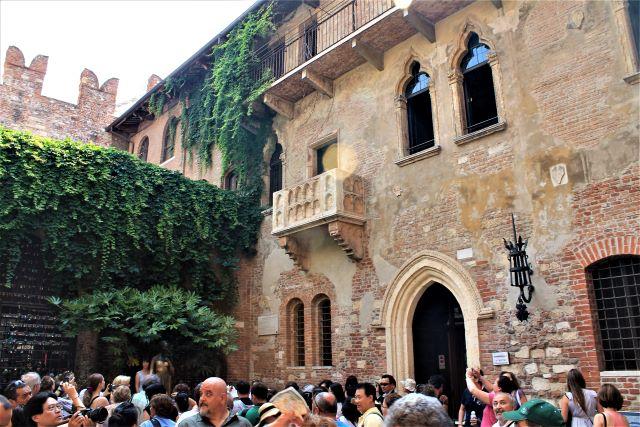 Verona'daki Julyet Evi